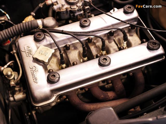 Photos of Alfa Romeo Giulietta Sprint 750/101 (1958–1962) (640 x 480)