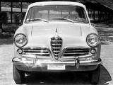 Photos of Alfa Romeo Giulietta Berlina 101 (1959–1961)