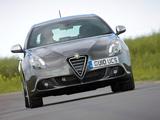 Photos of Alfa Romeo Giulietta UK-spec 940 (2010)