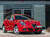 Photos of Alfa Romeo Giulietta UK-spec (940) 2010–14