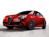 Photos of Alfa Romeo Giulietta Quadrifoglio Verde 940 (2010)