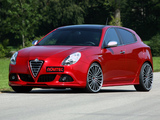 Photos of Novitec Alfa Romeo Giulietta 940 (2011)