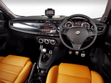 Photos of Alfa Romeo Giulietta ZA-spec 940 (2011)