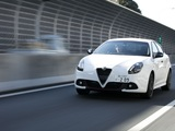 Photos of Alfa Romeo Giulietta Veloce JP-spec (940) 2017