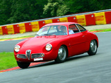 Photos of Alfa Romeo Giulietta SZ 101 (1960–1961)