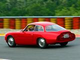 Photos of Alfa Romeo Giulietta SZ Coda Tronca 101 (1961–1963)