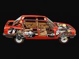 Photos of Alfa Romeo Giulietta 116 (1977–1981)