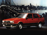 Photos of Alfa Romeo Giulietta 116 (1983–1985)