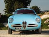 Pictures of Alfa Romeo Giulietta SVZ 750 (1956–1958)