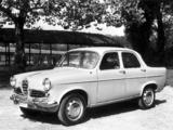 Pictures of Alfa Romeo Giulietta Berlina 101 (1959–1961)