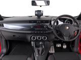 Pictures of Alfa Romeo Giulietta UK-spec 940 (2010)
