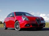 Pictures of Alfa Romeo Giulietta Cloverleaf 940 (2010)