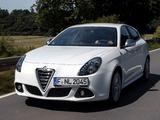 Pictures of Alfa Romeo Giulietta Quadrifoglio Verde 940 (2010)