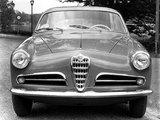Pictures of Alfa Romeo Giulietta Sprint Prototipo 750 (1954)