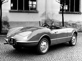 Pictures of Alfa Romeo Giulietta Sprint Spider Prototipo 002 750 (1955)