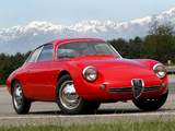 Pictures of Alfa Romeo Giulietta SZ Coda Tronca 101 (1961–1963)