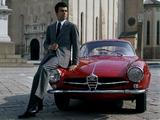 Alfa Romeo Giulietta Sprint Speciale 101 (1960–1962) wallpapers