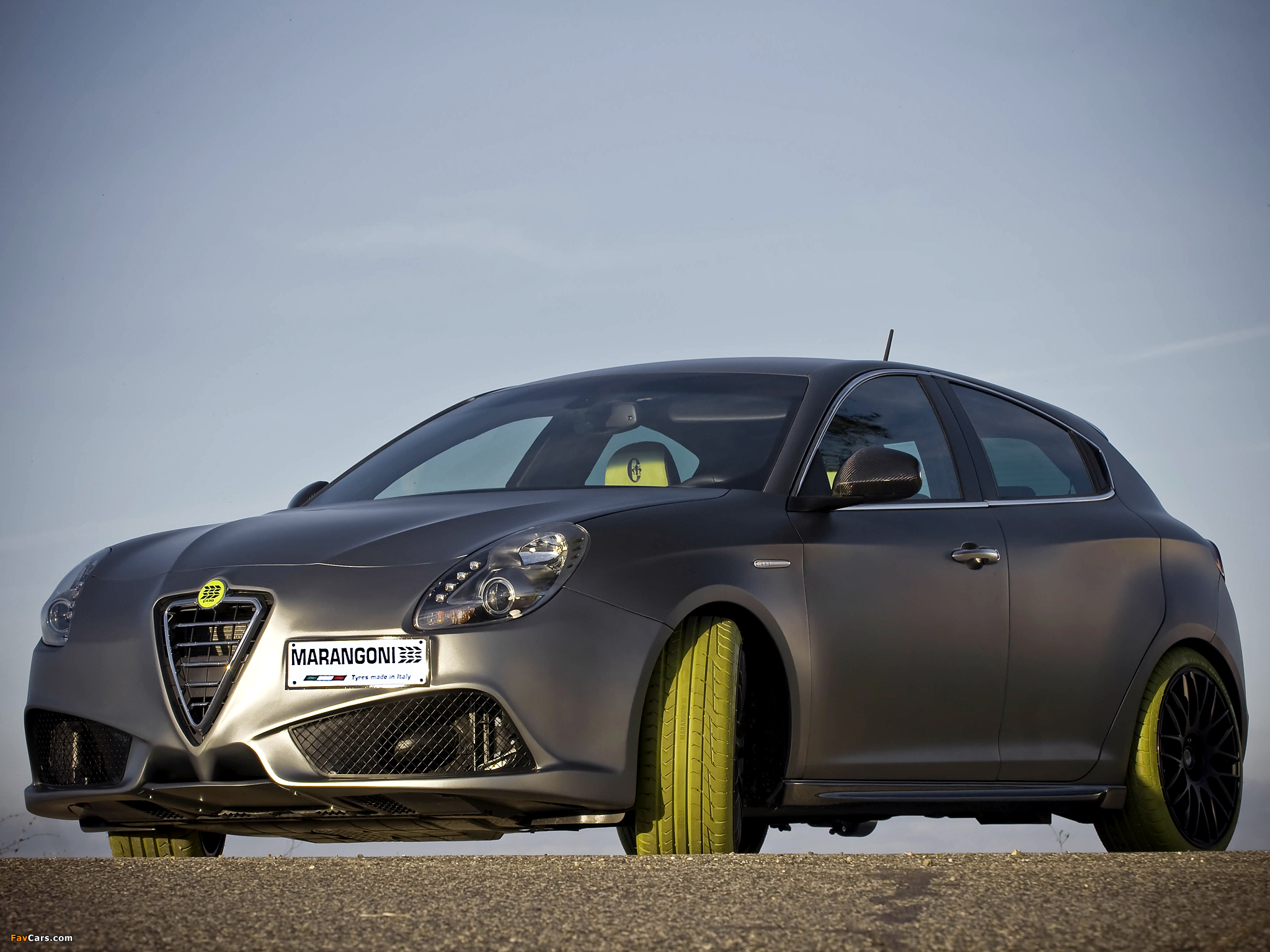 alfa romeo giulietta g430 - photo #8