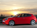 Alfa Romeo Giulietta UK-spec (940) 2010–14 wallpapers