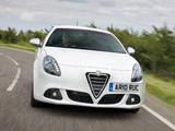 Alfa Romeo Giulietta Cloverleaf 940 (2010) wallpapers