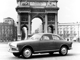 Alfa Romeo Giulietta Sprint 750 (1954–1958) wallpapers
