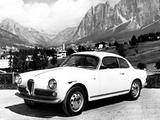 Alfa Romeo Giulietta Sprint 750/101 (1958–1962) wallpapers