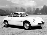 Alfa Romeo Giulietta SZ 101 (1960–1961) wallpapers