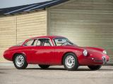 Alfa Romeo Giulietta SZ Coda Tronca 101 (1961–1963) wallpapers