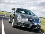 Alfa Romeo Giulietta UK-spec 940 (2010) wallpapers
