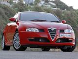 Alfa Romeo GT AU-spec 937 (2004–2007) images