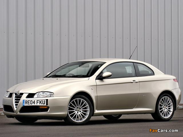 Alfa Romeo GT UK-spec 937 (2004–2010) images (640 x 480)