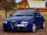 Alfa Romeo GT AU-spec 937 (2004–2007) photos