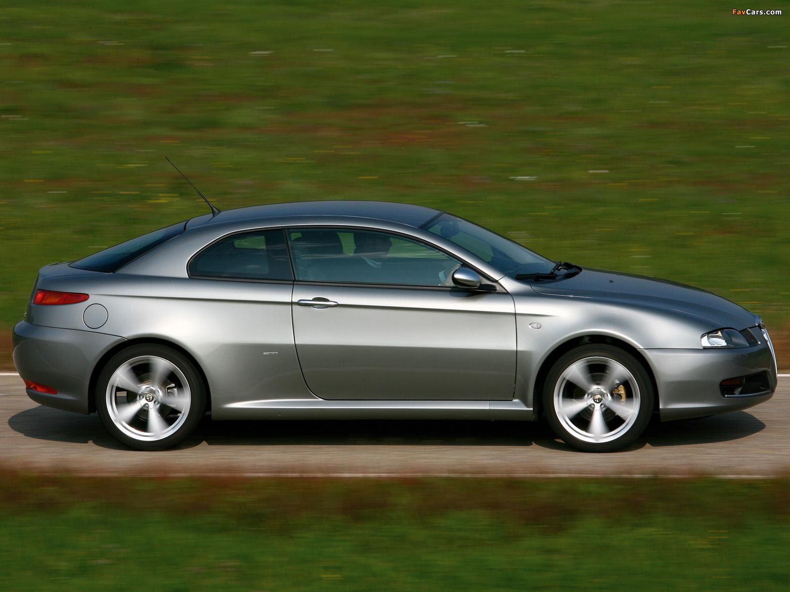 Alfa Romeo GT Q2 937 (2006–2010) photos (1600 x 1200)
