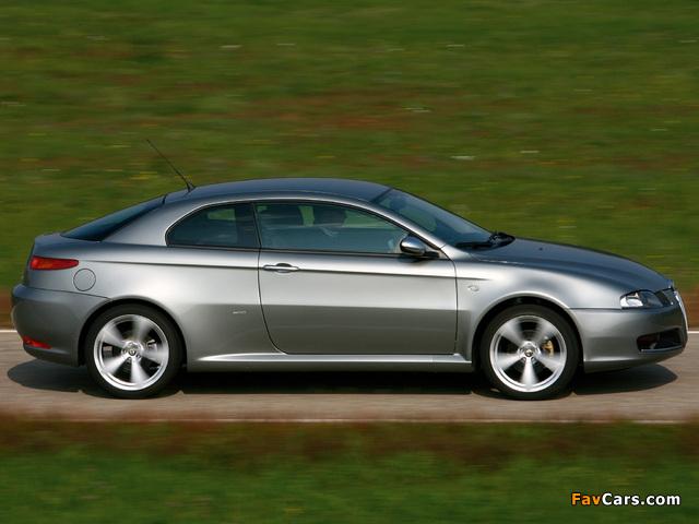 Alfa Romeo GT Q2 937 (2006–2010) photos (640 x 480)