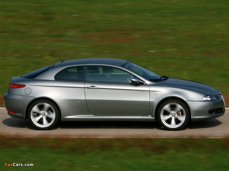 Alfa Romeo GT Q2 937 (2006–2010) photos (800 x 600)