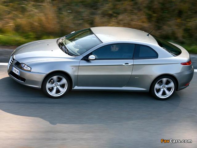 Alfa Romeo GT Q2 937 (2006–2010) pictures (640 x 480)