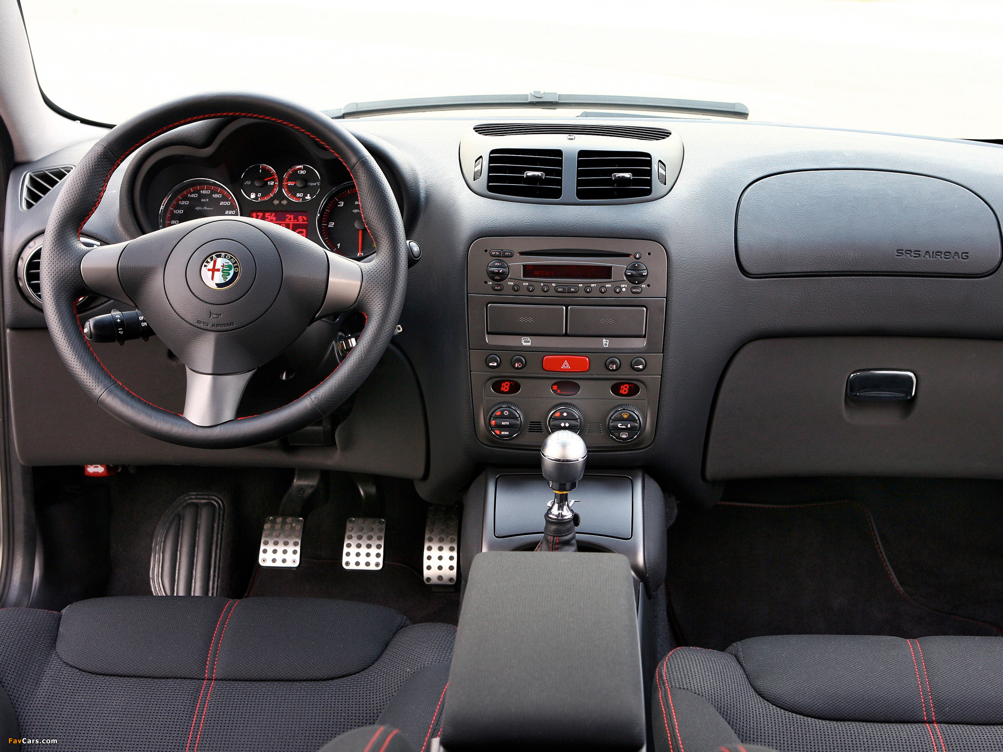 Alfa Romeo GT Q2 937 (2006–2010) pictures (2048 x 1536)