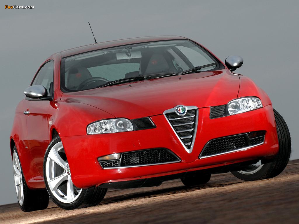 Alfa Romeo GT Q2 ZA-spec 937 (2008–2010) images (1024 x 768)
