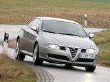 Alfa Romeo GT Quadrifoglio Verde 937 (2008–2010) images