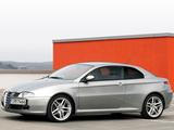 Alfa Romeo GT Quadrifoglio Verde 937 (2008–2010) wallpapers