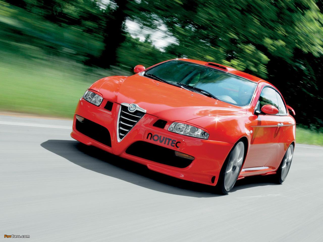 Novitec Alfa Romeo GT X-Supero 937 pictures (1280 x 960)