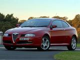 Alfa Romeo GT AU-spec 937 (2007–2010) images