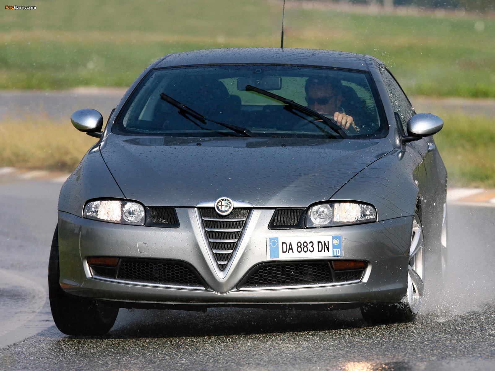 Images of Alfa Romeo GT Q2 937 (2006–2010) (1600 x 1200)