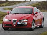 Photos of Alfa Romeo GT UK-spec 937 (2004–2010)