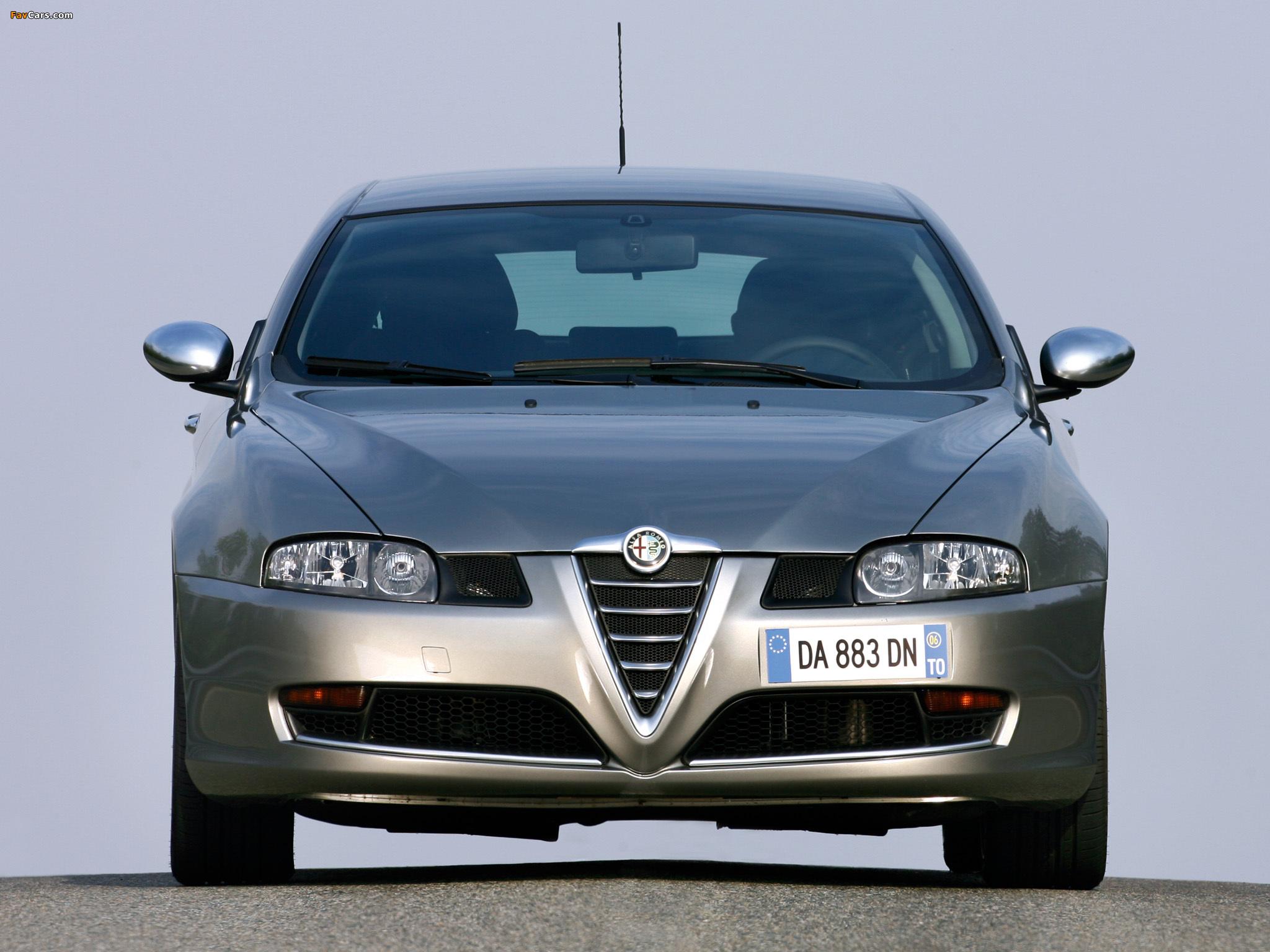 Photos of Alfa Romeo GT Q2 937 (2006–2010) (2048 x 1536)