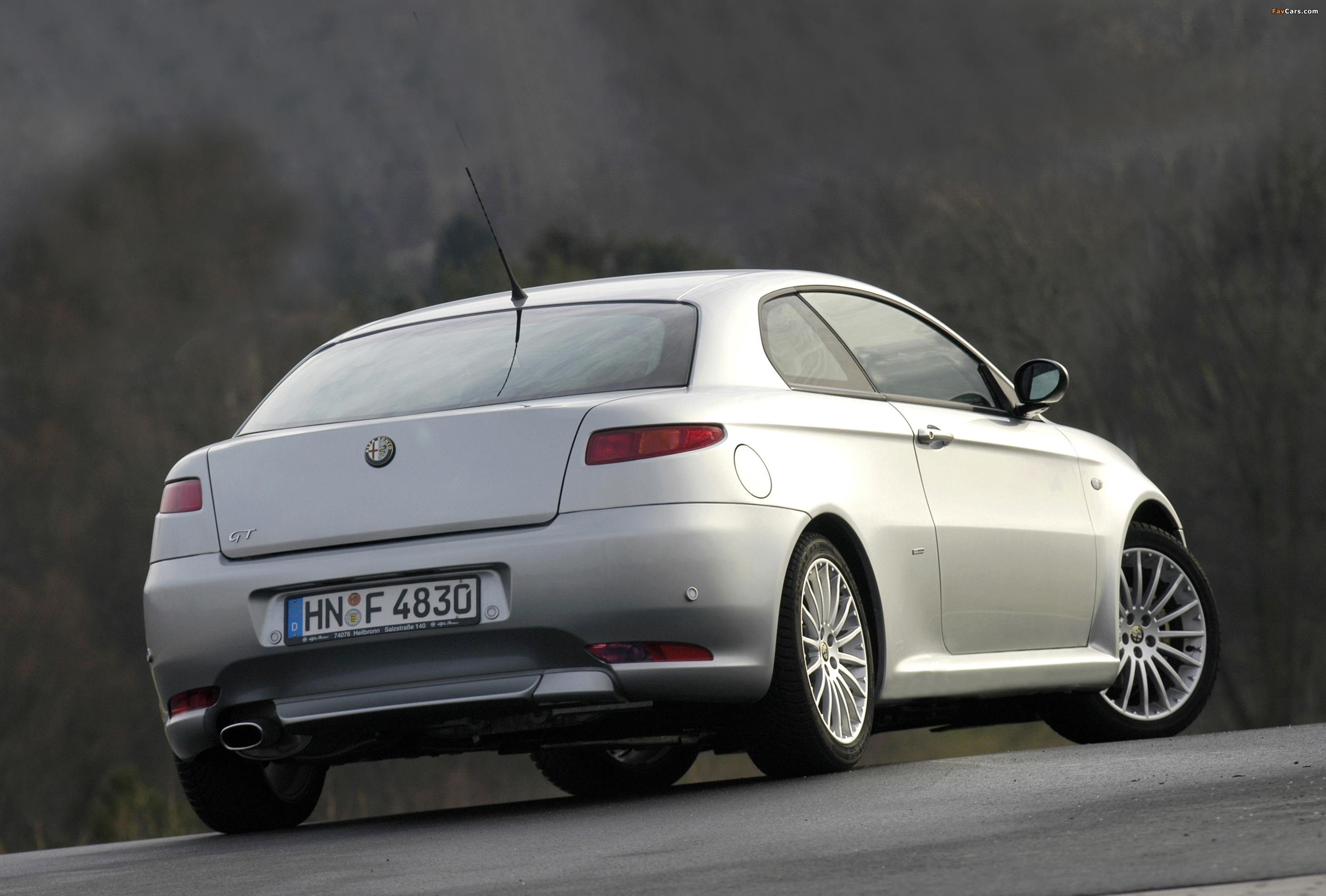Pictures of Alfa Romeo GT (937C) 2003–2010 (2870 x 1940)
