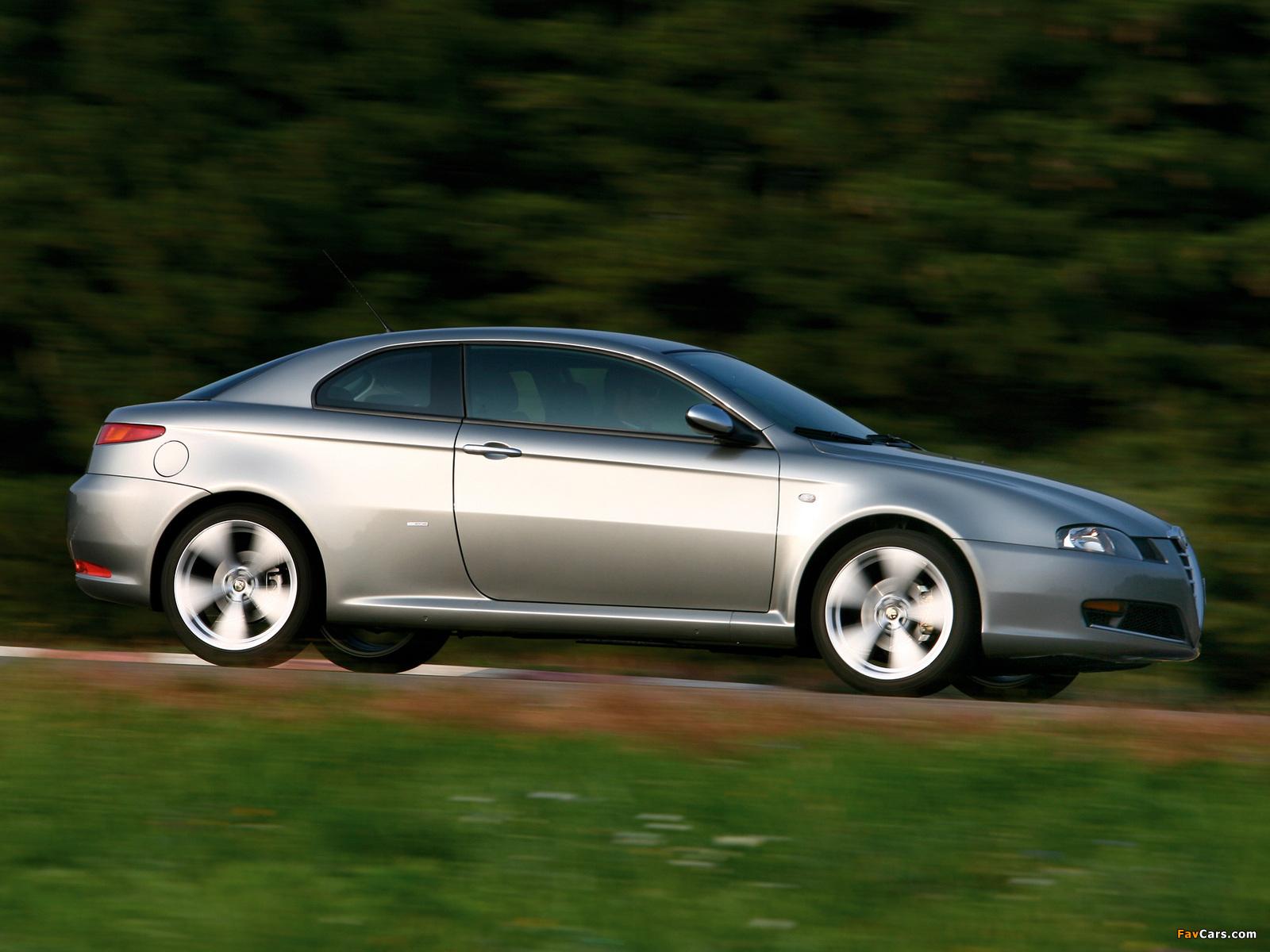 Pictures of Alfa Romeo GT Q2 937 (2006–2010) (1600 x 1200)