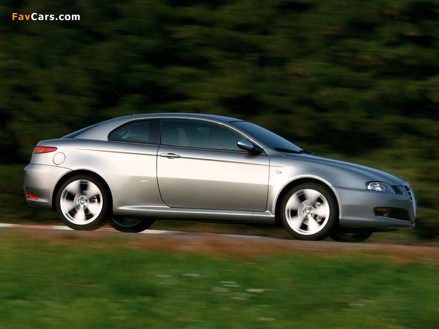Pictures of Alfa Romeo GT Q2 937 (2006–2010) (640 x 480)