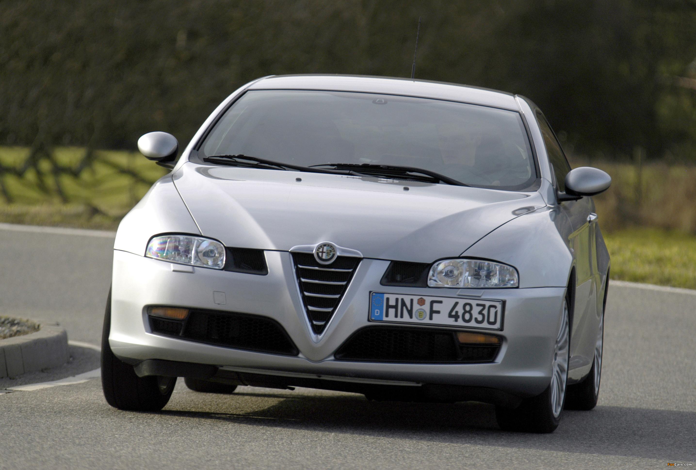 Alfa Romeo GT (937C) 2003–2010 wallpapers (2870 x 1938)