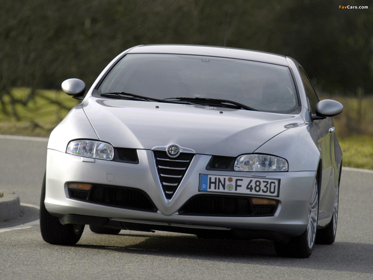 Alfa Romeo GT (937C) 2003–2010 wallpapers (1280 x 960)